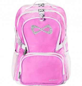 Nfinity Backpack pink